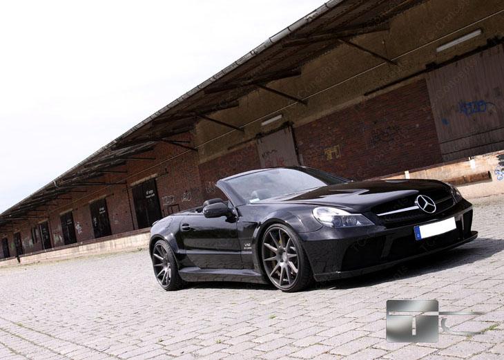 TC 65 EXESOR Biturbo: 700 koní a vzhled SL 65 AMG Black Series: - fotka 8