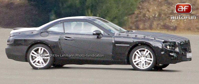 Spy Photos: Mercedes-Benz SL: - fotka 4