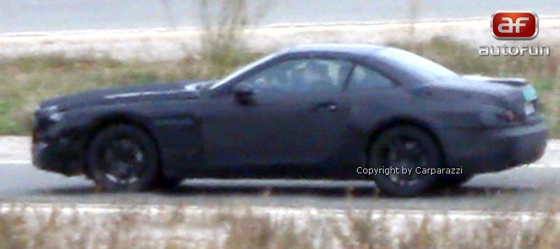 Spy Photos: Mercedes-Benz SL: - fotka 5