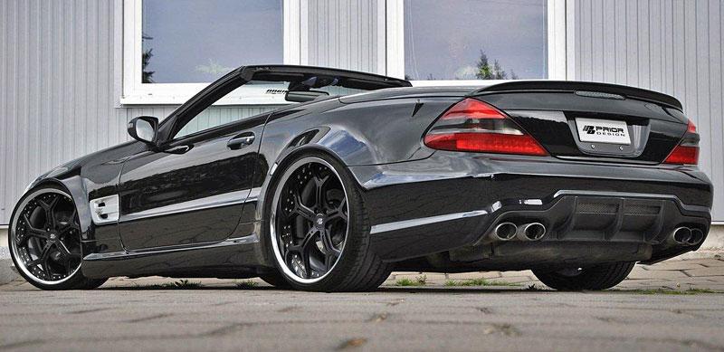Mercedes-Benz SL: PD-SERIES od Prior Design: - fotka 7