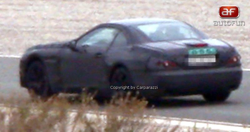 Spy Photos: Mercedes-Benz SL: - fotka 6