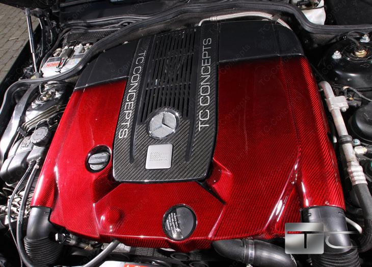 TC 65 EXESOR Biturbo: 700 koní a vzhled SL 65 AMG Black Series: - fotka 27