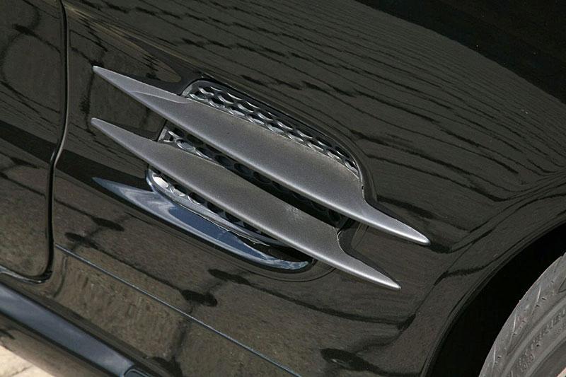Mercedes-Benz SL 500: design AMG od INDEN-Design: - fotka 8