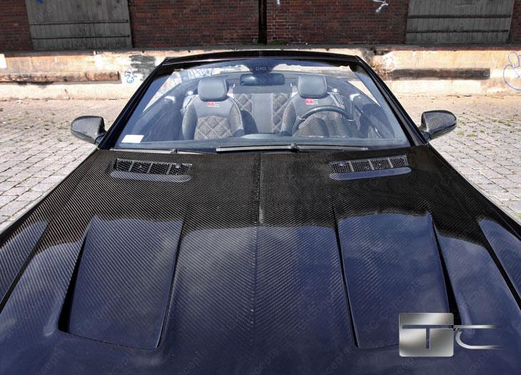 TC 65 EXESOR Biturbo: 700 koní a vzhled SL 65 AMG Black Series: - fotka 28