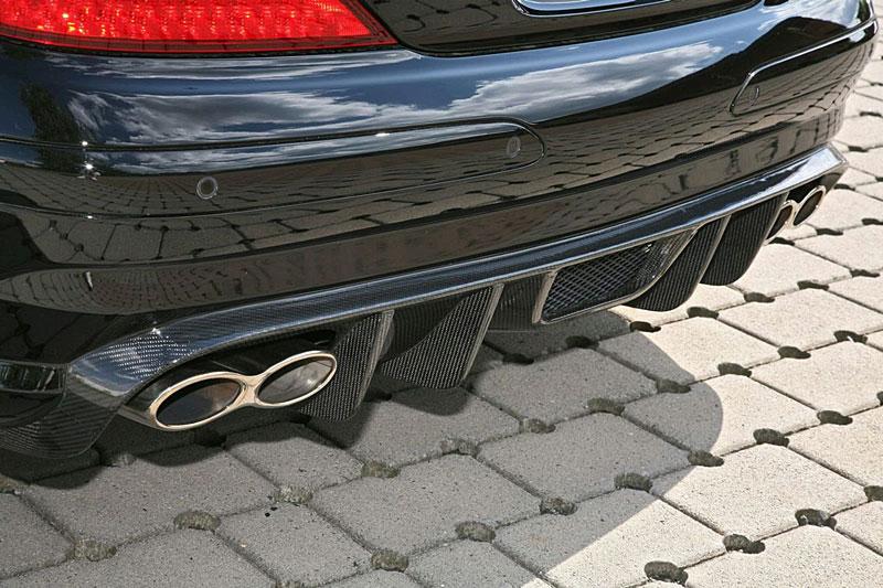 Mercedes-Benz SL 500: design AMG od INDEN-Design: - fotka 12