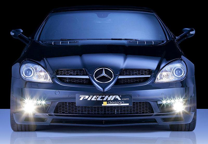 Mercedes-Benz SLK R171 Performance RS od Piecha Design: - fotka 2