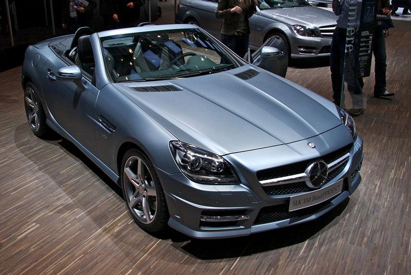 Ženeva 2011 živě: sportovní Mercedesy: - fotka 44