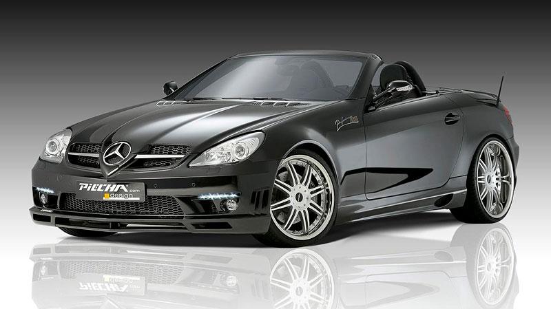 Mercedes-Benz SLK R171 Performance RS od Piecha Design: - fotka 3