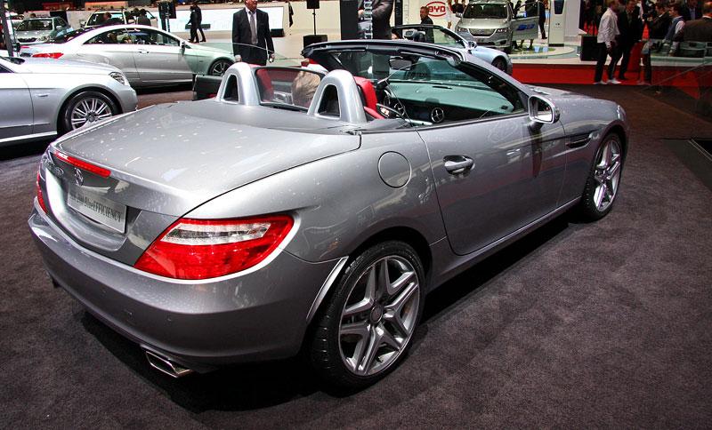 Ženeva 2011 živě: sportovní Mercedesy: - fotka 51