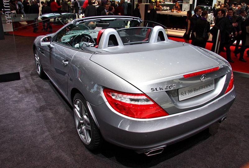 Ženeva 2011 živě: sportovní Mercedesy: - fotka 52