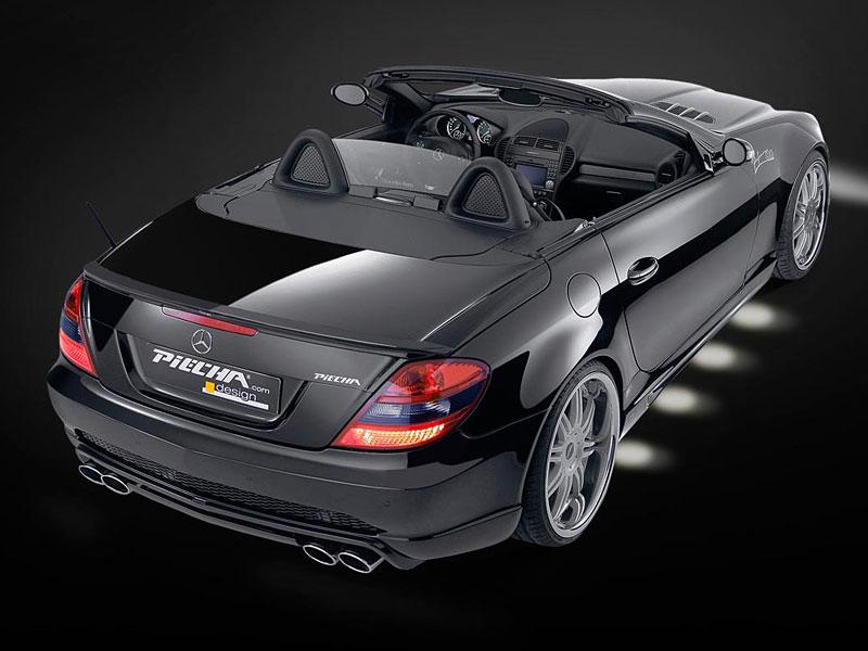 Mercedes-Benz SLK R171 Performance RS od Piecha Design: - fotka 6