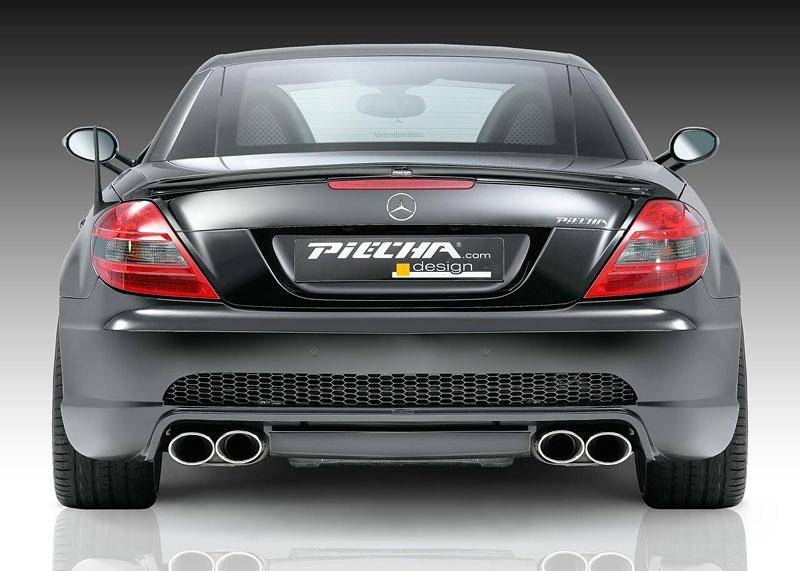 Mercedes-Benz SLK R171 Performance RS od Piecha Design: - fotka 7