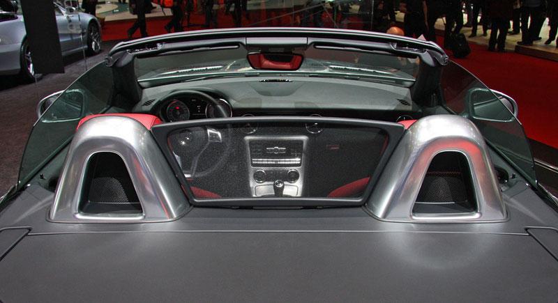 Ženeva 2011 živě: sportovní Mercedesy: - fotka 57
