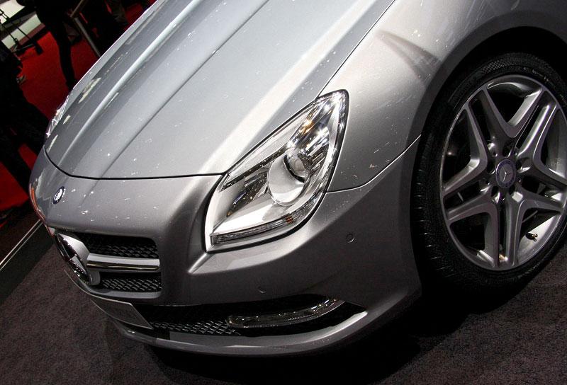 Ženeva 2011 živě: sportovní Mercedesy: - fotka 58