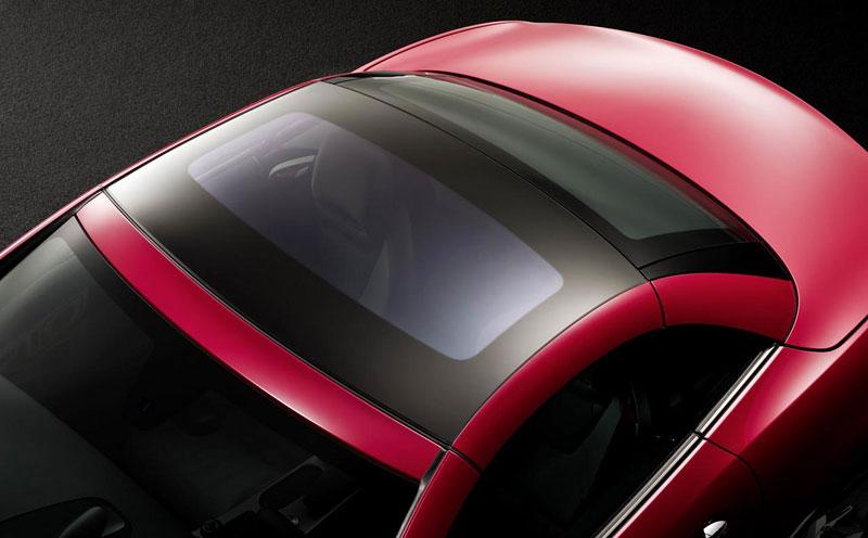 Mercedes-Benz SLK: nová generace s Magic Sky Control: - fotka 1