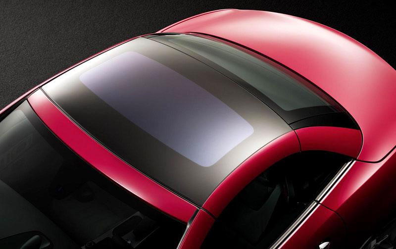 Mercedes-Benz SLK: nová generace s Magic Sky Control: - fotka 2