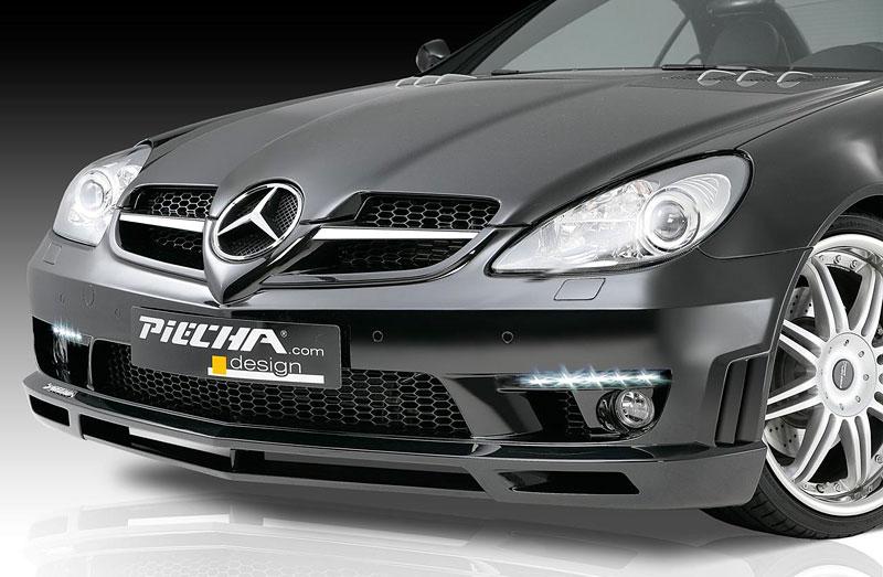 Mercedes-Benz SLK R171 Performance RS od Piecha Design: - fotka 10