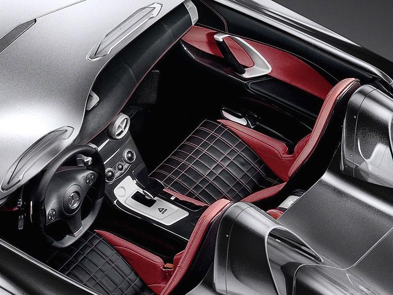 Mercedes-Benz SLR Stirling Moss: velká fotogalerie: - fotka 4