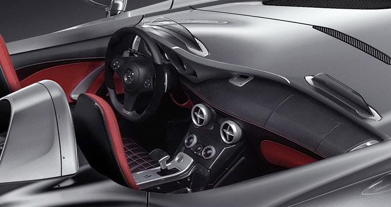 Mercedes-Benz SLR Stirling Moss: velká fotogalerie: - fotka 6