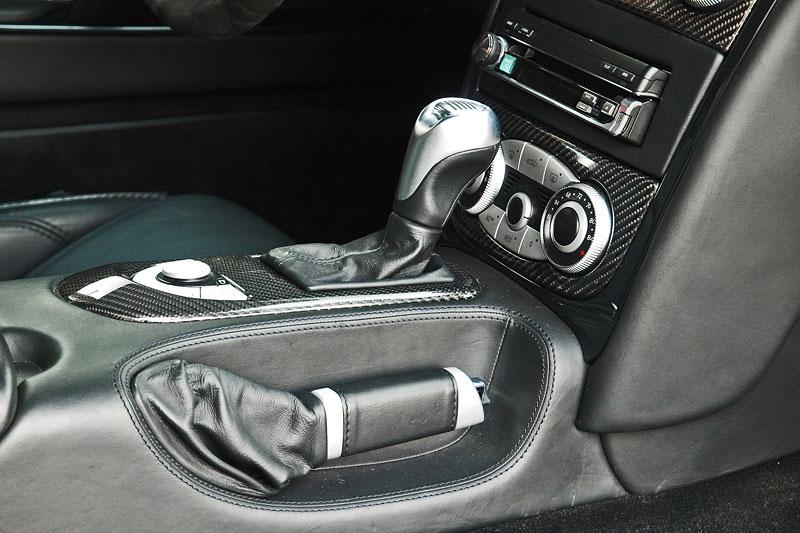 Edo Competition Black Arrow: vylepšený Mercedes-Benz SLR McLaren: - fotka 5
