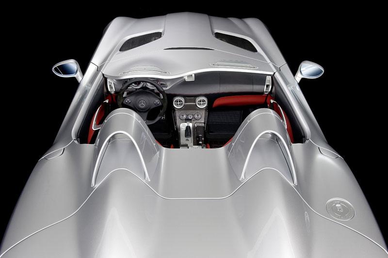 Mercedes-Benz SLR Stirling Moss: velká fotogalerie: - fotka 12