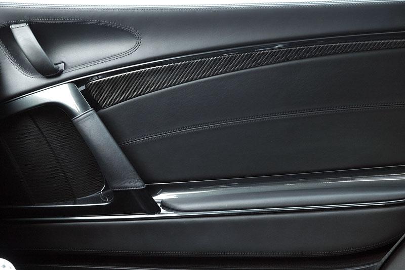 Edo Competition Black Arrow: vylepšený Mercedes-Benz SLR McLaren: - fotka 8