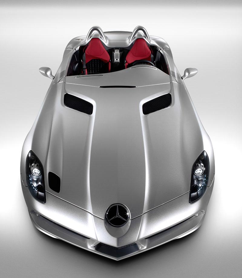 Mercedes-Benz SLR Stirling Moss: velká fotogalerie: - fotka 13