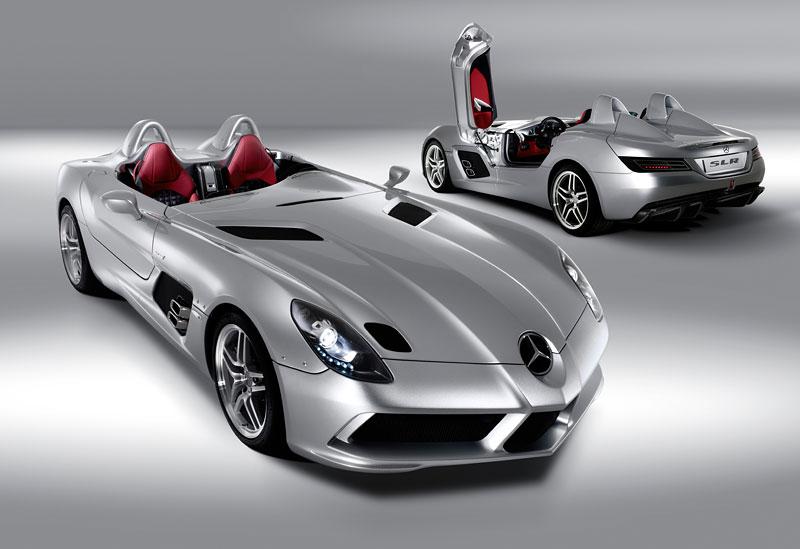 Mercedes-Benz SLR Stirling Moss: velká fotogalerie: - fotka 18