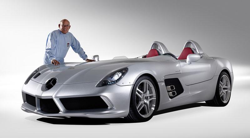 Mercedes-Benz SLR Stirling Moss: velká fotogalerie: - fotka 25