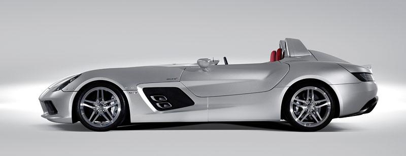 Mercedes-Benz SLR Stirling Moss: velká fotogalerie: - fotka 27
