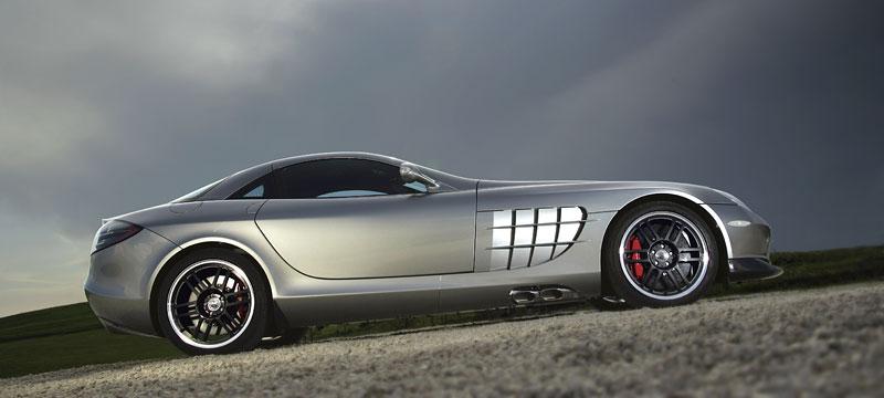 Mercedes a McLaren - každý na vlastním písečku: - fotka 30