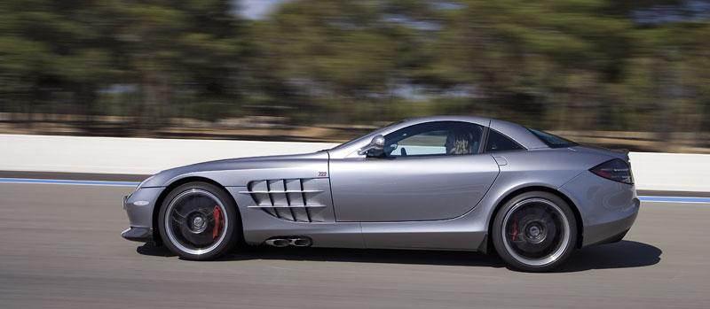 Mercedes a McLaren - každý na vlastním písečku: - fotka 33