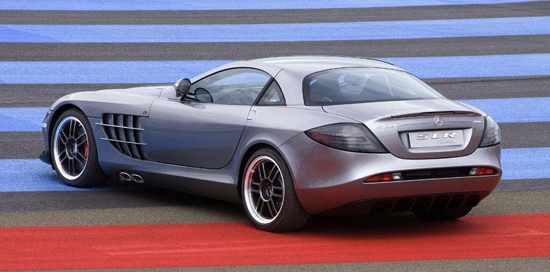 Mercedes a McLaren - každý na vlastním písečku: - fotka 34