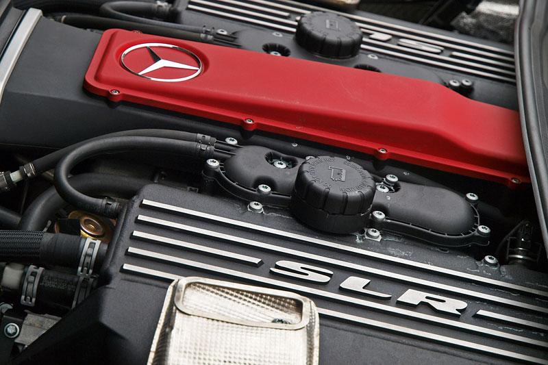 Edo Competition Black Arrow: vylepšený Mercedes-Benz SLR McLaren: - fotka 29