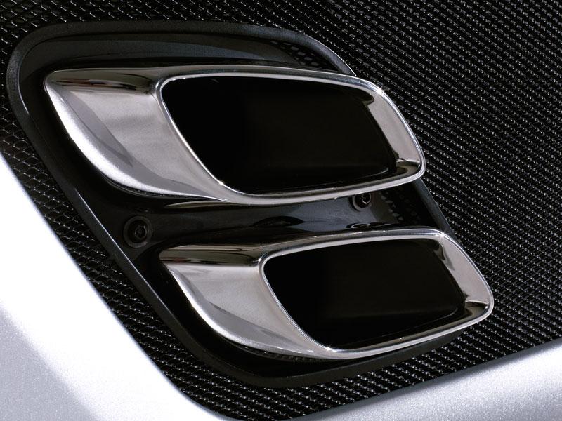 Mercedes-Benz SLR Stirling Moss: velká fotogalerie: - fotka 38