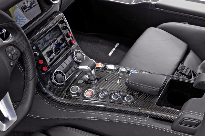 Mercedes-Benz SLS AMG F1 Safety Car pro sezónu 2010: - fotka 2