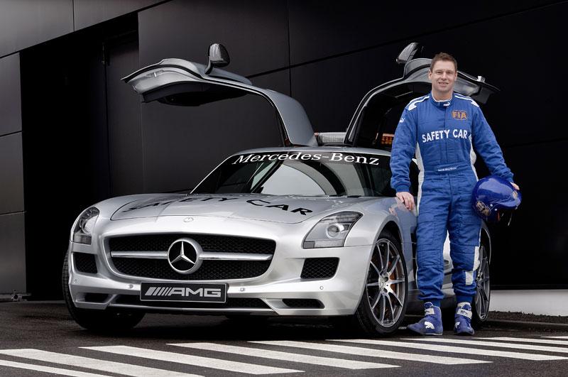 Mercedes-Benz SLS AMG F1 Safety Car pro sezónu 2010: - fotka 4