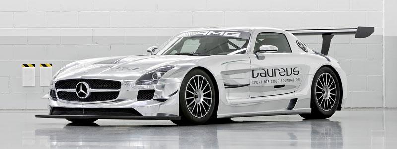 Mercedes-Benz SLS AMG GT3: speciál už zná svou cenu: - fotka 19