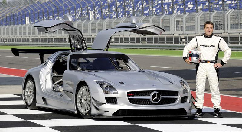 Mercedes-Benz SLS AMG GT3: speciál už zná svou cenu: - fotka 23