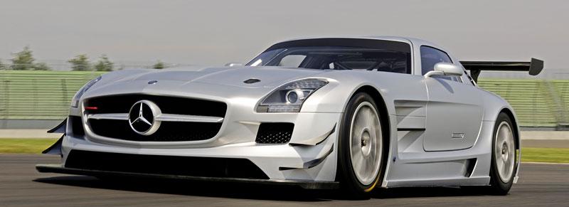 Mercedes-Benz SLS AMG GT3: speciál už zná svou cenu: - fotka 24