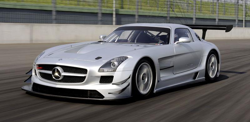 Mercedes-Benz SLS AMG GT3: speciál už zná svou cenu: - fotka 25