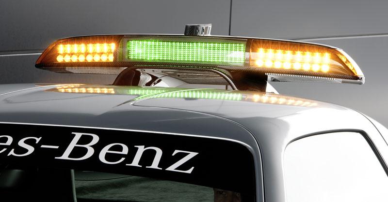 Mercedes-Benz SLS AMG F1 Safety Car pro sezónu 2010: - fotka 13