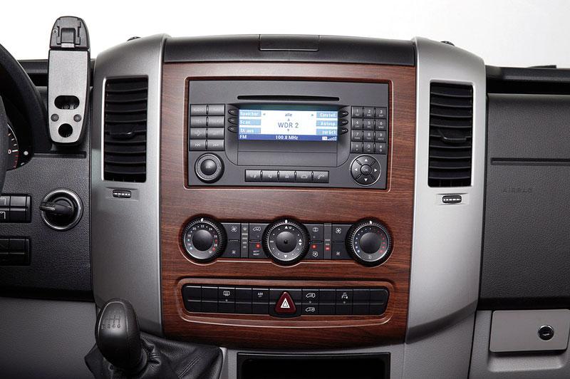Hartmann Mercedes-Benz Sprinter SP5: i dodávka může vypadat luxusně: - fotka 3