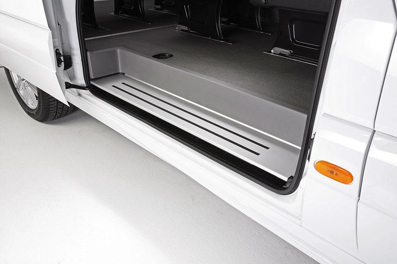 Hartmann Mercedes-Benz Sprinter SP5: i dodávka může vypadat luxusně: - fotka 7