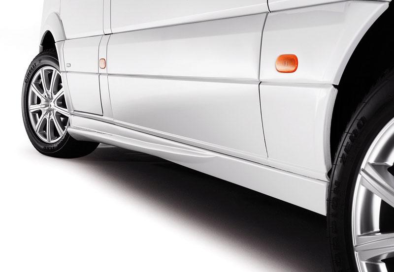 Hartmann Mercedes-Benz Sprinter SP5: i dodávka může vypadat luxusně: - fotka 11