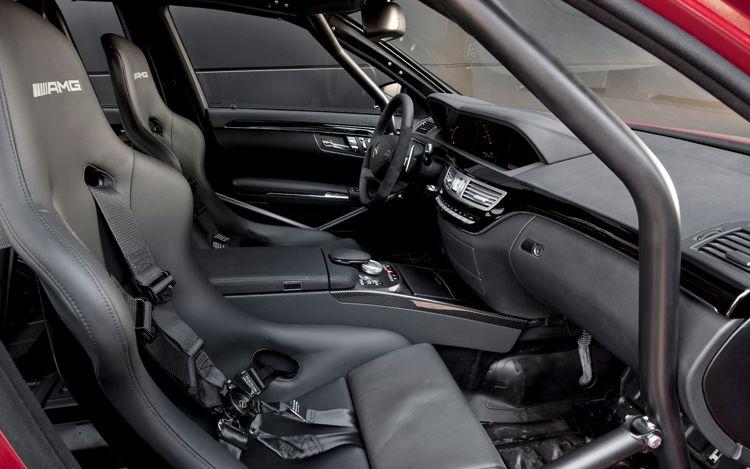 Mercedes-Benz S 63 AMG: staré jméno a nový přeplňovaný osmiválec: - fotka 1