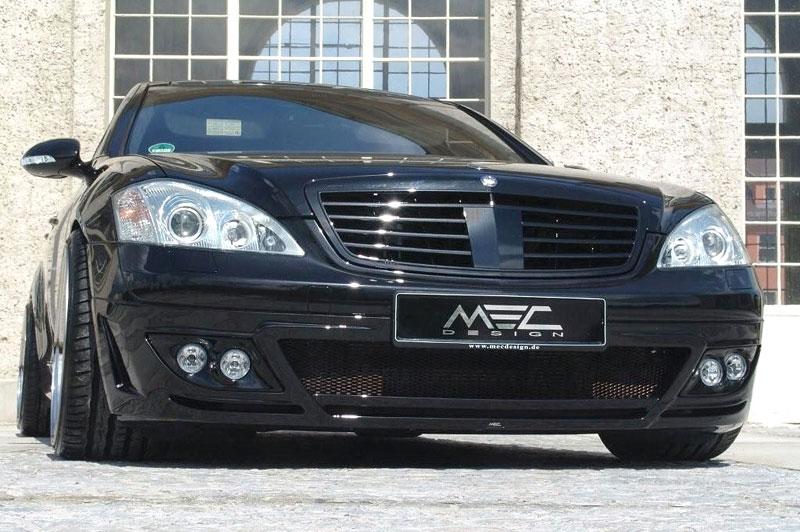 Mercedes S by MEC Design: je libo více gelu?: - fotka 1