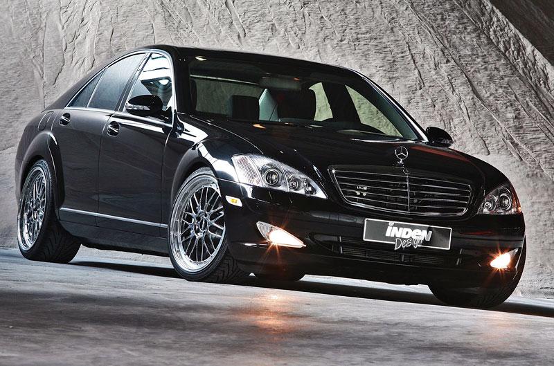 Mercedes-Benz S500 4MATIC po kúře od firmy Inden-Design: - fotka 1