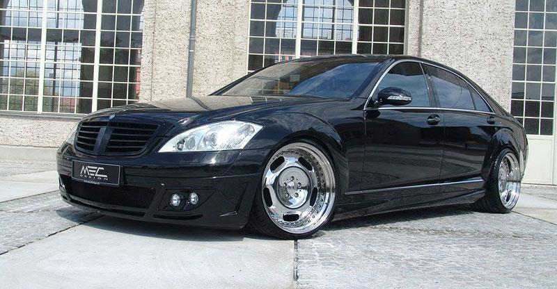 Mercedes S by MEC Design: je libo více gelu?: - fotka 2