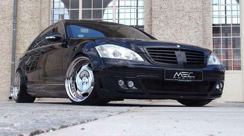 Mercedes S by MEC Design: je libo více gelu?: - fotka 4